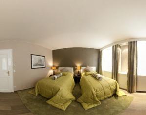 360 Hotelzimmer